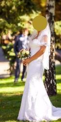 Продам свадебное платье в отличном состоянии,  модель 2015 года
