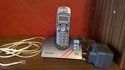Б/У DECT-телефон Panasonic KX-TCD420RU