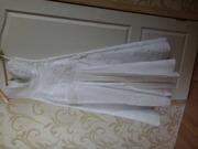 продам свадебное платье одето один раз , в хорошем состоянии