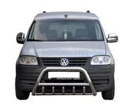 Тюнинг Volkswagen Caddy - боковые подножки,  трубы