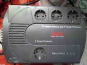 Источник бесперебойного питания APC Back-UPS ES 525VA (BE525-RS)