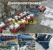 Сеялка СУПН-8 ,  Культиватор КРН-5.6