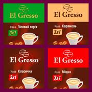 Растворимый кофе 3 в 1