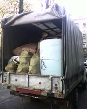 Вывоз старой мебели Днепропетровск