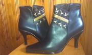 Женские ботинки демисезонные,  натуральная кожа,  р.38,  новые,  200 грн
