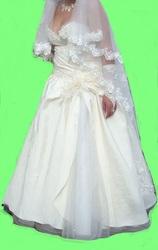 Свадебное платье 50-52 размера