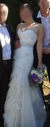 Французкое свадебное платье дизайнера Etienne Leroy