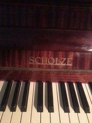 Пианино SCHOLZE(Чехия)