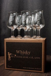 Стаканы,  бокалы  для солодового виски.