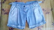Женские шорты,  бренд Motor-Jeans.