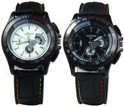 Мужские кварцевые часы Weijieer 8668