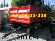 Прицеп 2птс4 цена б/у 2ПТС-4