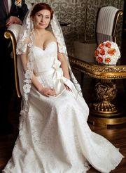 Эксклюзивное свадебное платье ,  Днепропетровск