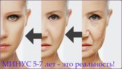 Антивозрастной крем после 40 лет: коррекция овала лица,  века,  декольте