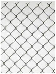 Сетка стальная плетёная (сетка рабица)