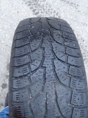 Комплект Hankook 235/60/R18 Winter I*Pike RW11 зимние. Износ 10%