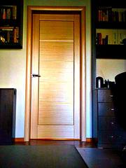 Продажа, доставка,  установка межкомнатных дверей