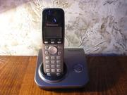 Продам стационарный телефон Panasonic модель КХ-ТG 7207UA