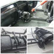 Отвал для уборки снега на трактор МТЗ