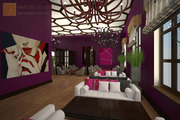 Дизайн интерьера кафе и ресторана