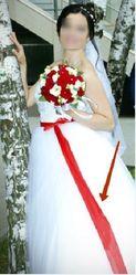 продам свадебное платье  Днепропетровск
