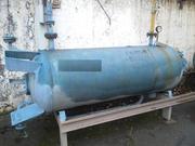 Продаем  ресивер воздушный 1, 5-0, 8-0, 5 м.куб