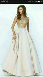 Выпускное платье Шерри Хил инд.пошив ручная работа