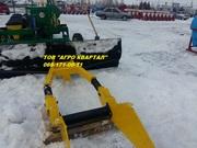 Отвал для снега гидравлический