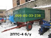 б/у (б.у) прицеп тракторный 2ПТС-4 (как на фото) бу в Днепре