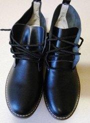 Ботинки женские демисезонные размер 39-40 с eBay