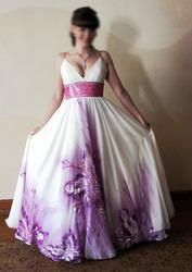 Вечернее / Выпускное платье в пол. Blush Prom by Alexia (Оригинал)