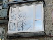 Остекление балкона в Днепре. Сварка,  обшивка,  утепление