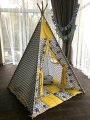 Вигвам,  детский домик,   игровая палатка,  шатер,  шалаш