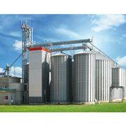 Строительство элеваторов. Строительство зернохранилищ и сельхоз объект