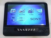 Портативный телевизор Sony 901G TV USB SD 9 дюймов