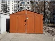Продам металлический гараж в кооперативе