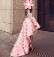 Продам эксклюзивное вечернее (выпускное) платье