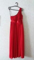Продам вечернее красное платье