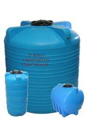 Вертикальные пластиковые емкости от 100 до 20000 литров