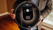 Современный робот-уборщик пылесос iRobot Roomba 980 купить бесплатная