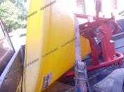 Разбрасыватель минералки МВУ-0.5 на 500 кг лейка.