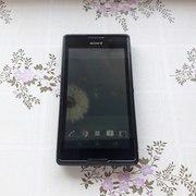Продам смартфон Sony Xperia C C2305 Black почти даром