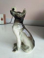 Продам статуэтку Щенок немецкой овчарки,  клеймо старые Буды