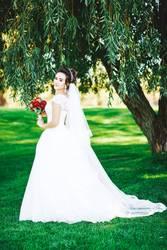 Свадебное платье Днепр 2017