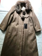 Кашемировое пальто р.50