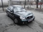 Hyundai Sonata 2002,  газ/бензин 2, 0 обмен грузопассажирский микроавтоб