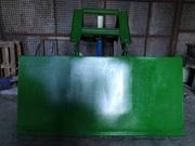 Ковш на вилочный погрузчик 2 м. куб. полный комплект,  для сыпучих мате