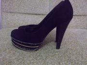 Шикарные нарядные туфли