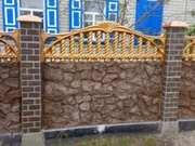 Еврозабор Кривой Рог,  ворота Кривой Рог,  тротуарная плитка Кривой Рог
