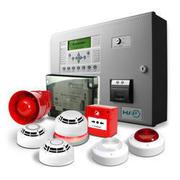 Системы противопожарной защиты,  системы пожарной сигнализации. Днепр